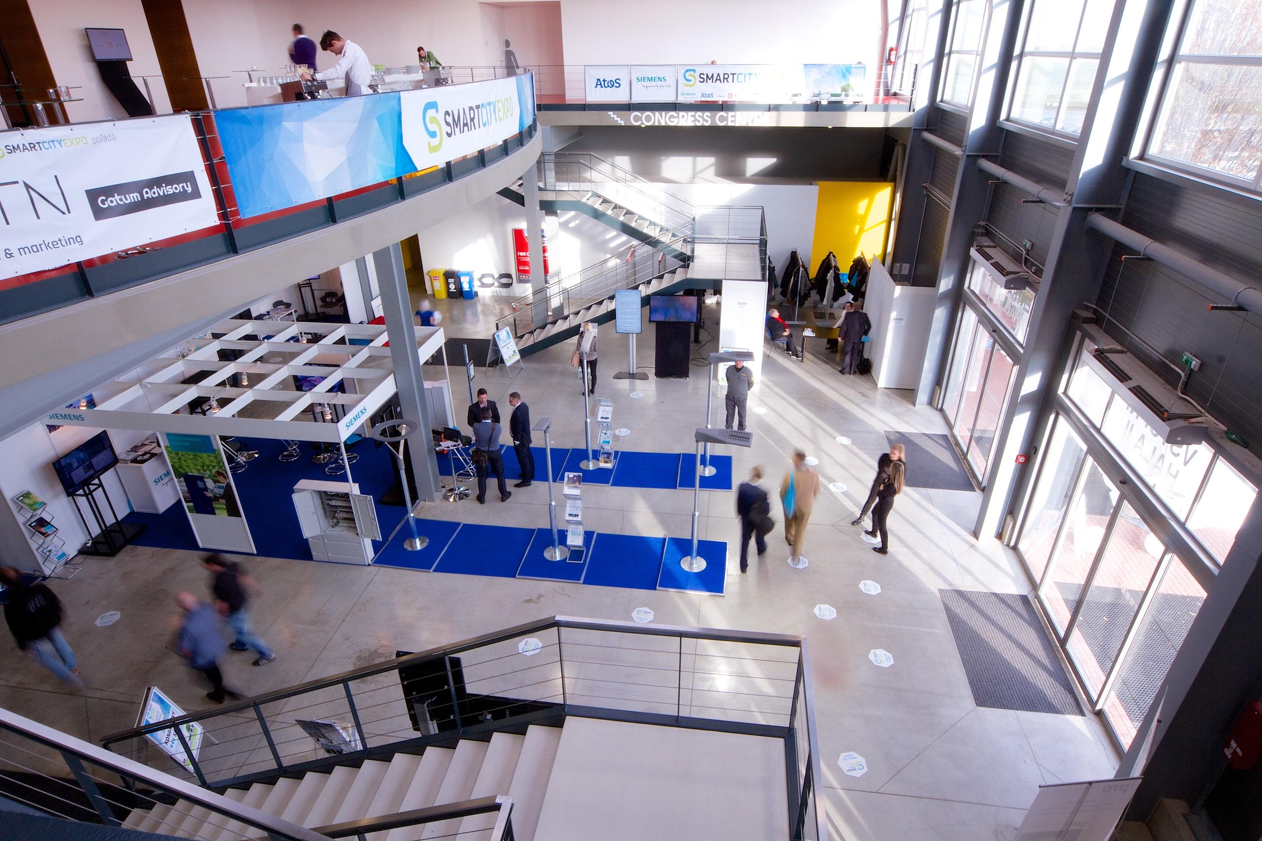Smart City Expo 2016