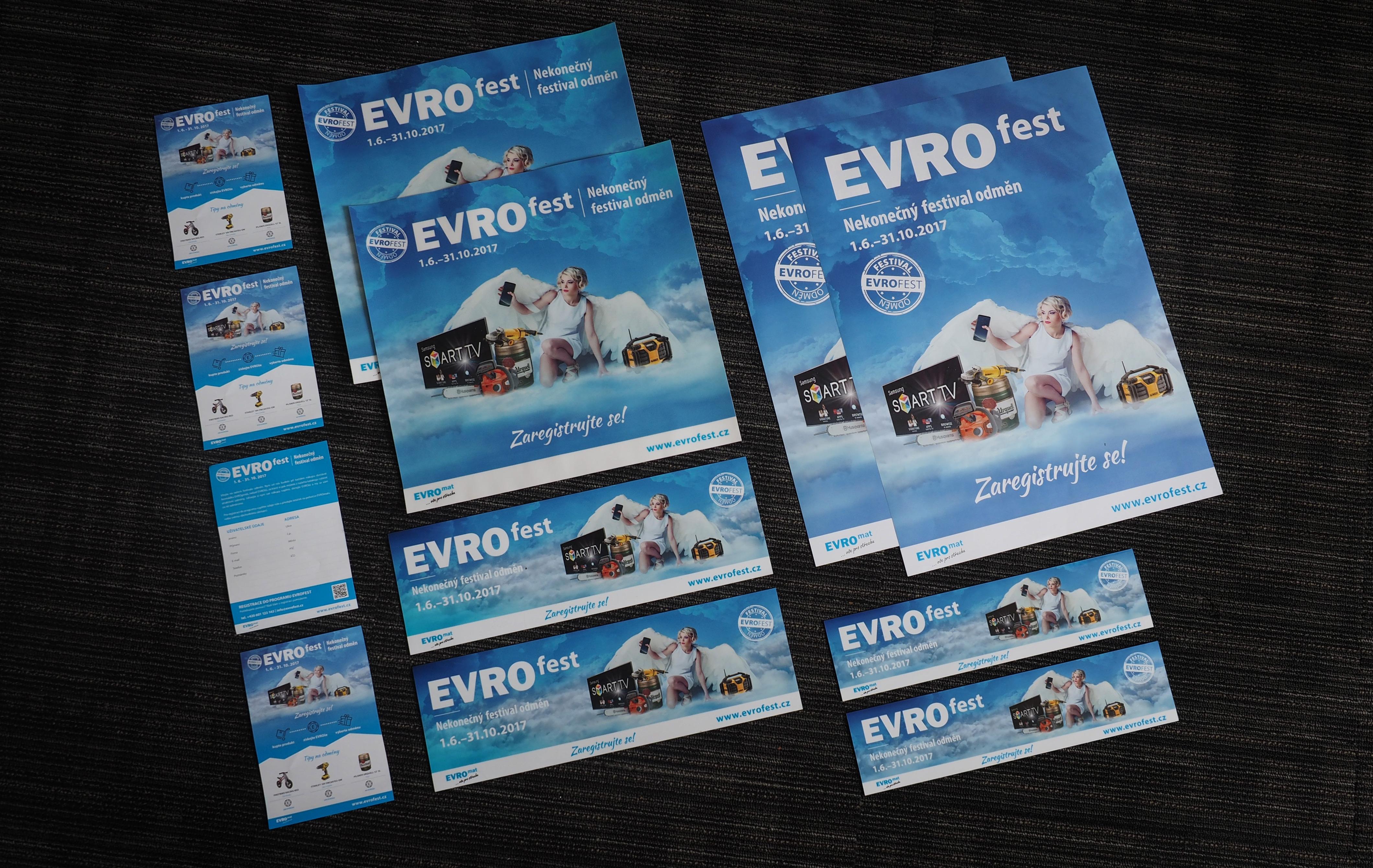Festival odměn – EVROfest