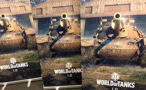 World of Tanks - materiály